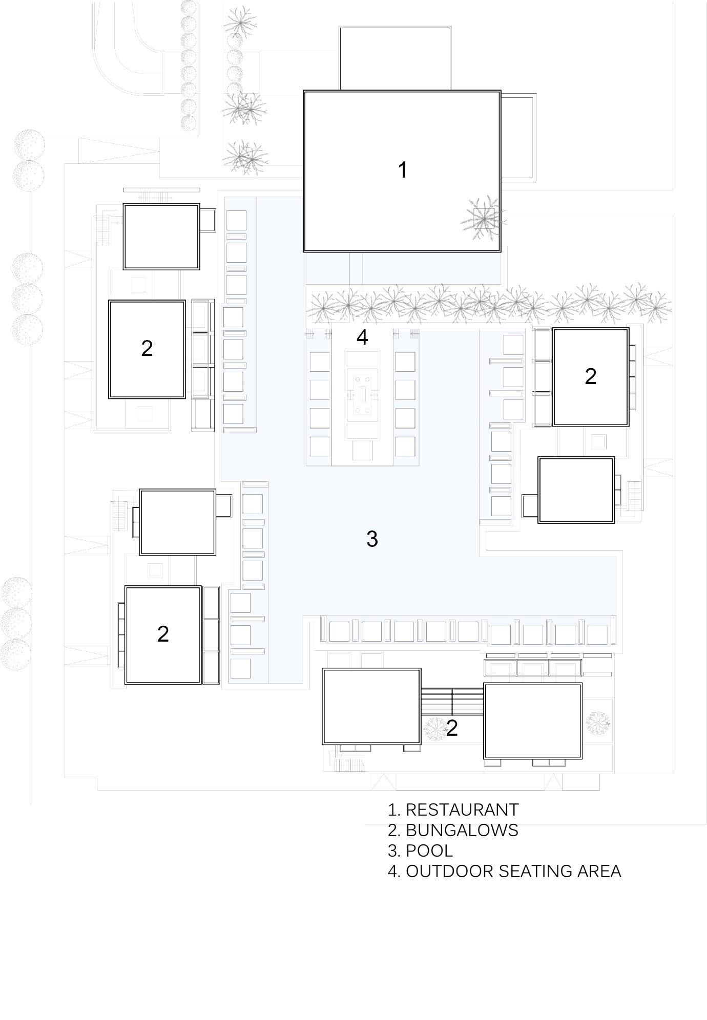 Gallery Of Caravia Beach Junior Suites Restaurant Mastrominas Architecture 34