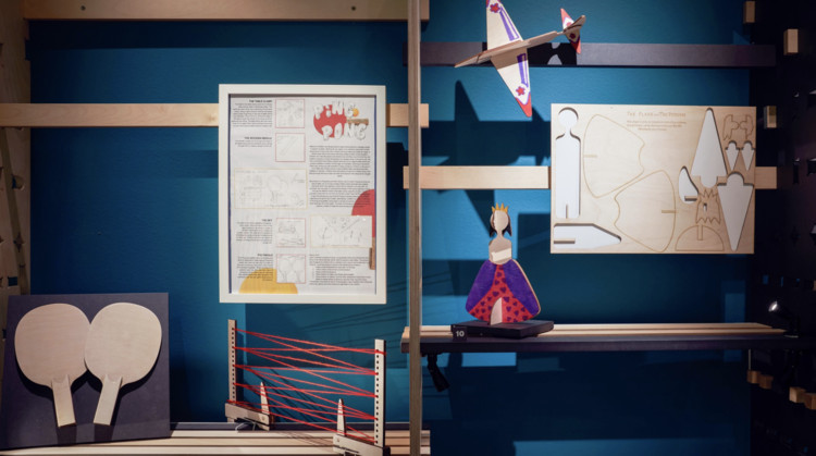 Exhibition: Living with Buildings, Courtesy of Wellcome Collection
