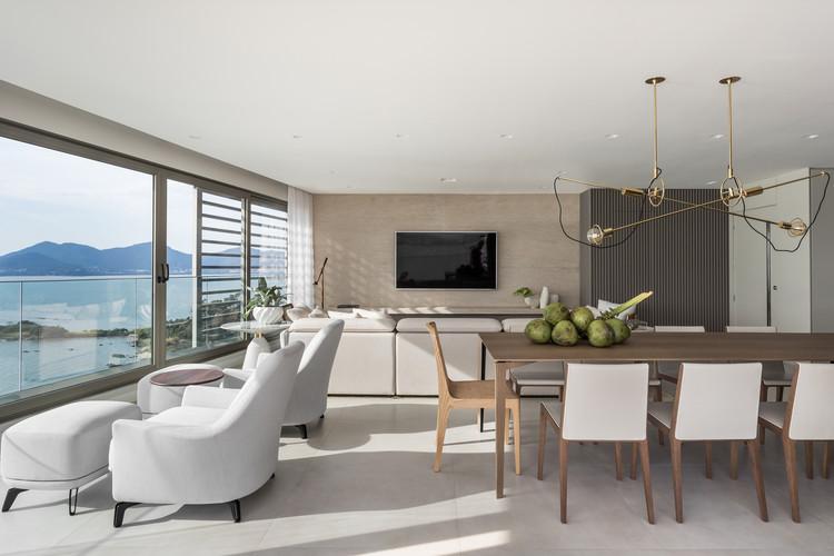Apartamento 1402 / Belotto Scopel Tanaka Arquitetura, © Eduardo Macarios