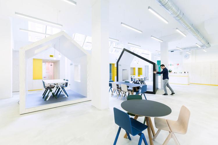 Post Oost / Apto Architects, © Wim Hanenberg