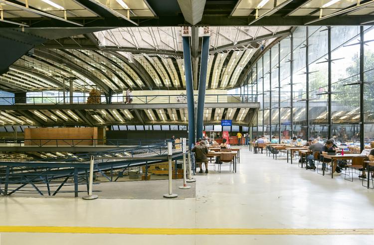 IABsp abre chamada de propostas para a XII Bienal de Arquitetura de São Paulo, Área de estudo do Centro Cultural São Paulo, um dos locais que abrigarão a XII Bienal de Arquitetura de São Paulo. Foto: Ciro Miguel