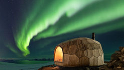 Cabanas de Hammerfest / SPINN Arkitekter