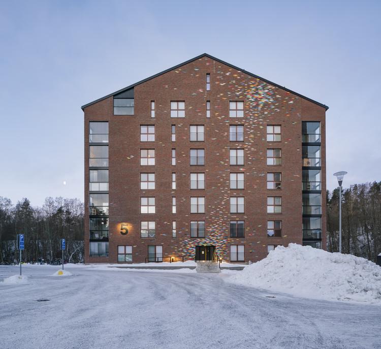 Albertinpiha / JKMM Architects, © Mika Huisman