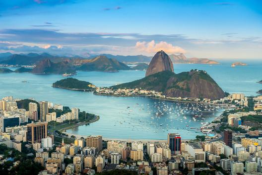 Rio de Janeiro. Image via Creative Commons