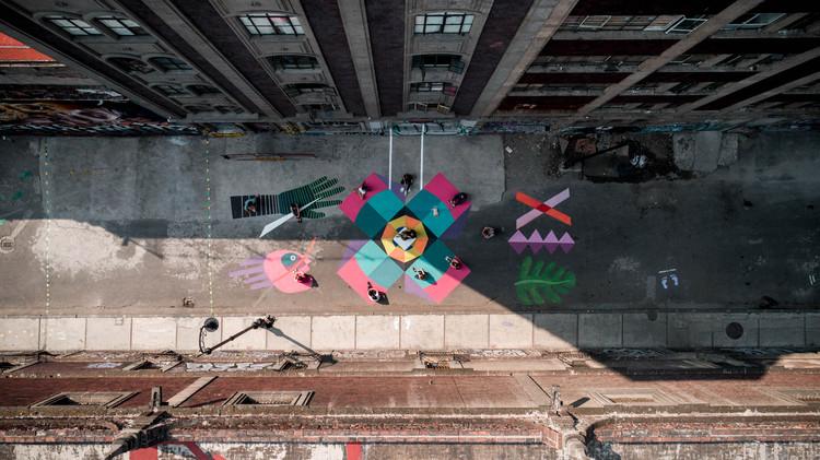 Kintsugi Urbano: un proyecto de transformación urbana en México, © Zaicks Moz
