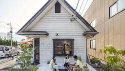 Pit Terrace / Jorge Almazán Architects + Keio University Almazán Lab