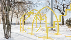 Ice Breakers Public Art Winter-Wonderland Returns to Toronto