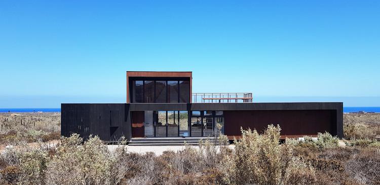 AD-01 House / Díaz Fernández Arquitectos, © Simón Díaz Santis