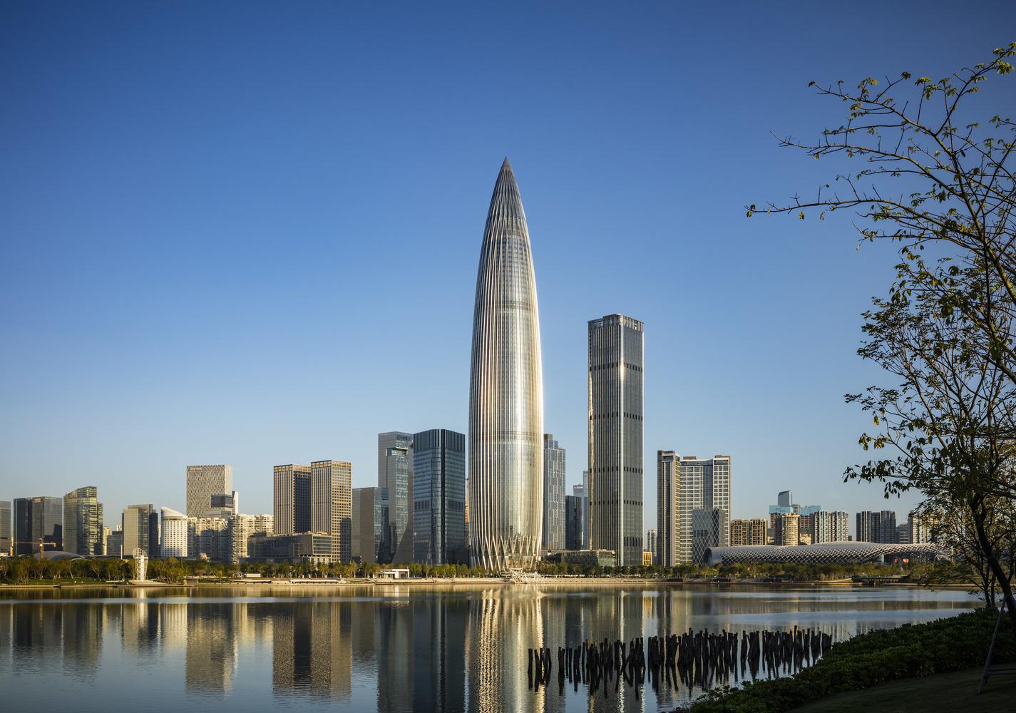 China Resources Headquarters / KPF