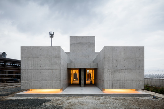 Tranquil House / FORM/Kouichi Kimura Architects