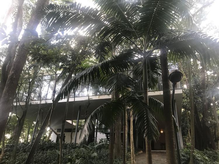 Casa de Vidro de Lina Bo Bardi oferece visita gratuita em aniversário de São Paulo, Imagem cortesia de Instituto Lina Bo e P.M. Bardi