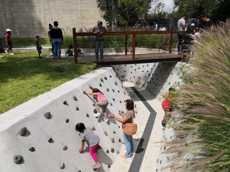 Parque Villa Fantasía: un espacio entre el manejo ambiental y la interacción social, © Kei Arao Takahashi, J. Abraham Lara Ramiro, Juan Bernardo Covarrubias del Cueto