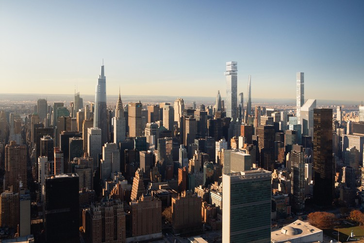 Gensler's Tower Fifth in New York City will be the Second-Tallest Building in the Western Hemisphere