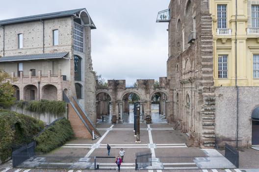 Castello di Rivoli / Andrea Bruno (Refurbishment). Image © Laurian Ghinitoiu
