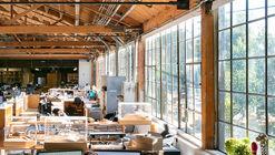 Escritórios de arquitetura de Los Angeles, pelas lentes de Marc Goodwin
