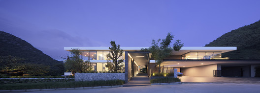 Horizontal House / Ayutt and Associates Design
