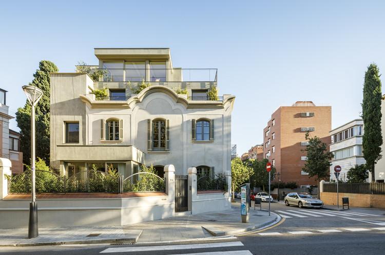 Rehabilitación Vivienda Unifamiliar en Barcelona / Lucia Olano Lafita Arquitecta, © Marcela Grassi