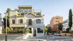 Rehabilitación Vivienda Unifamiliar en Barcelona / Lucia Olano Lafita Arquitecta