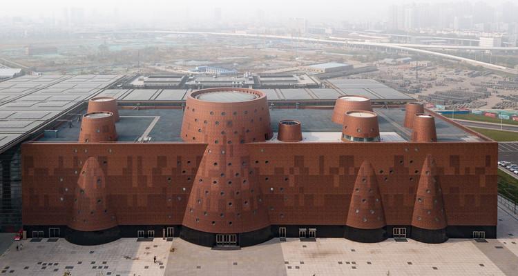 Tianjin Binhai Exploratorium / Bernard Tschumi Architects, © Kris Provoost