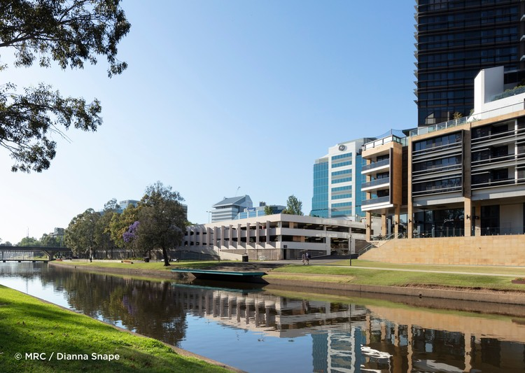 Powerhouse Precinct at Parramatta International Design Competition