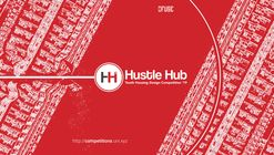 Hustle Hub - Youth Housing Design Competition '19 : Russia