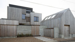 The Suttons, Camber Sands / RX Architects