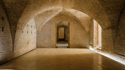 Intervention in the Basins of the Mudéjar Palace of Real Alcázar De Sevilla / Reina & Asociados