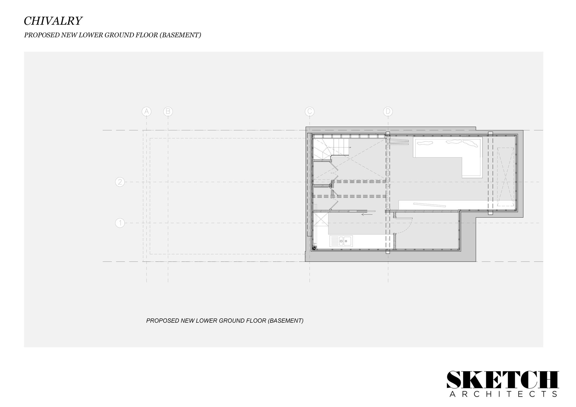 Galeria De Residencia Na Chivalry Road Sketch Architects 17