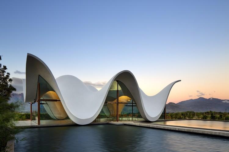 10 obras inspiradas en el trabajo del arquitecto Félix Candela, © Adam Letch