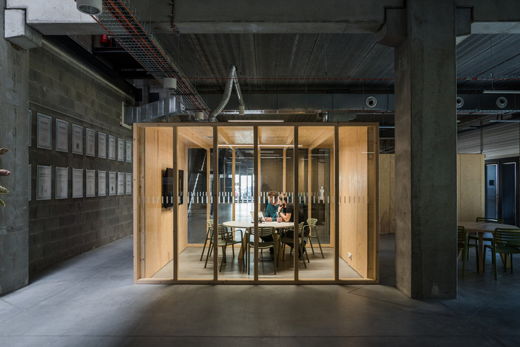 GAD / Roman Zitnansky architecture + GutGut, © Nora a Jakub