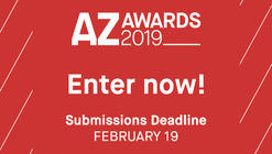 Call for Entries: 2019 AZ Awards