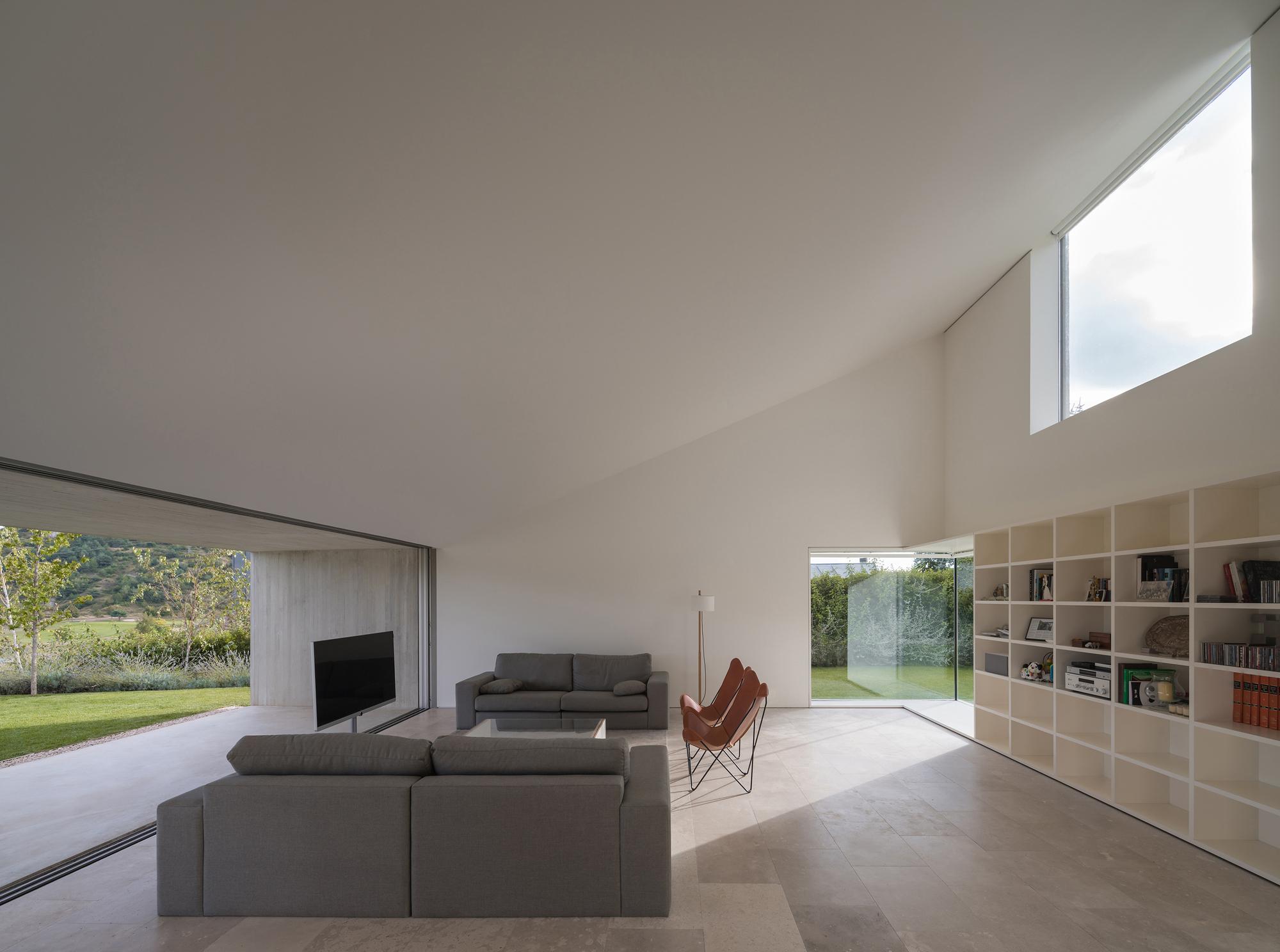Galer a de vivienda en pamplona pereda p rez arquitectos 7 - Arquitectos en pamplona ...