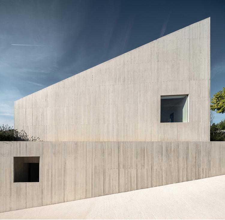 Vivienda en pamplona pereda p rez arquitectos plataforma arquitectura - Arquitectos en pamplona ...