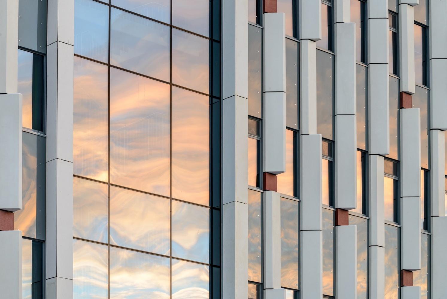 Pivoting, Sliding, Accordion and Curtain Wall: Different Types Of Windows In 11 Buildings,Life Science Centre of Vilnius University / Architektūros linija. Image © Martynas Slapšy