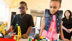 Drop-in Building Challenge: Designing Boston with LEGOⒸ Bricks