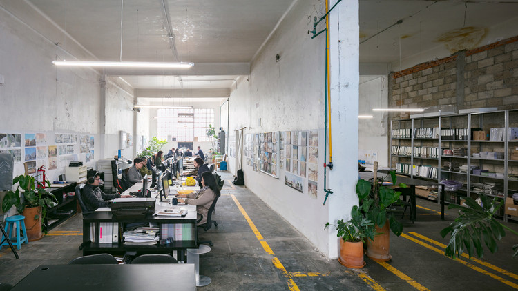 Explore Architecture Offices in Mexico Through the Lens of Marc Goodwin, Productora. Image © Marc Goodwin