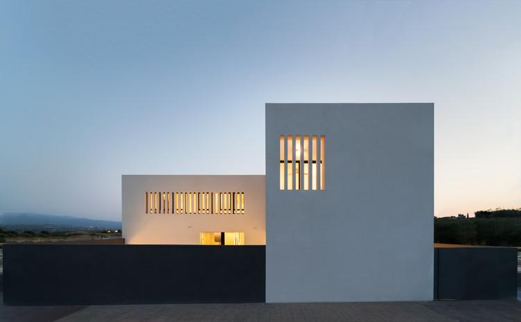 Casa Alpha / Rubén Muedra Estudio de Arquitectura, © Adrián Mora Maroto