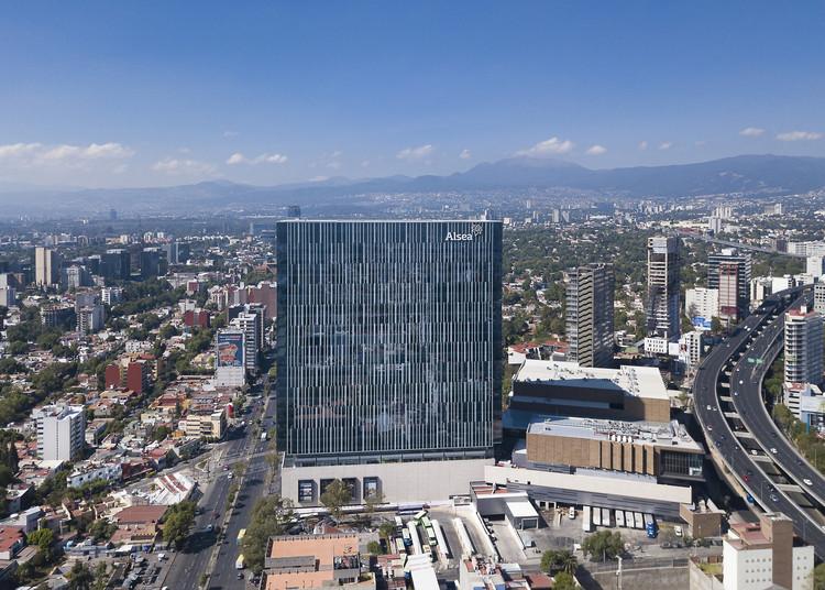 Torre Anseli / Colonnier y Asociados, © Agustín Garza