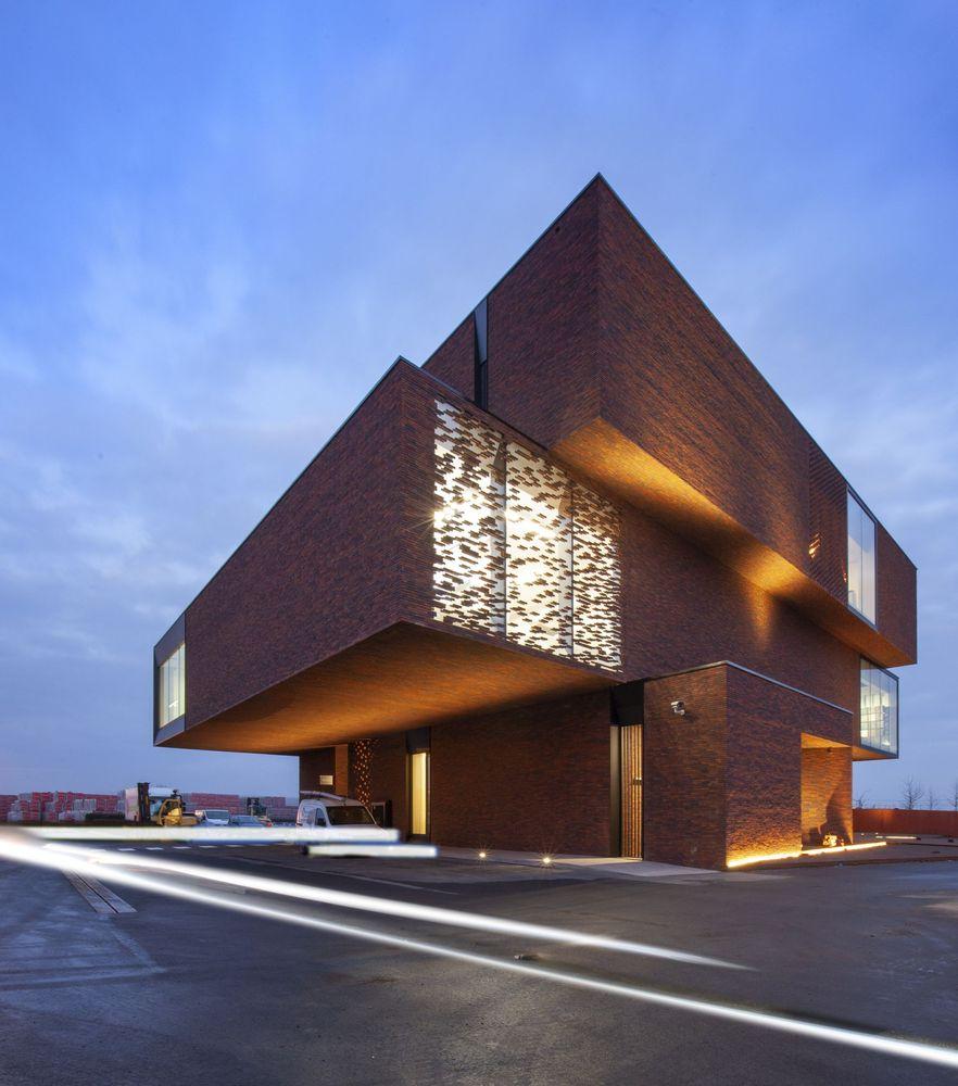 Nelissen Bricks / UAU Collectiv + Architectengroep PSK