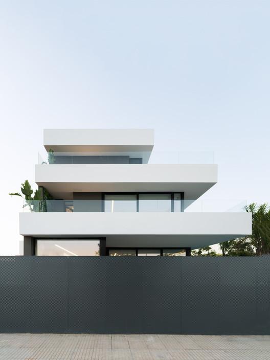 Aquarium House / Rubén Muedra Estudio de Arquitectura, © Adrián Mora Maroto