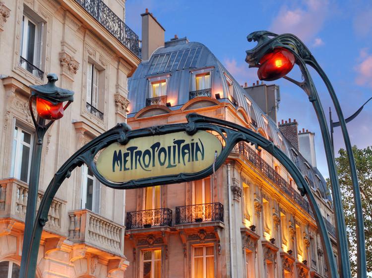 Paris oferecerá transporte público gratuito para as crianças, © Shutterstock