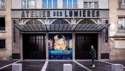 L'Atelier des Lumières / Atelier Silhouette Urbaine