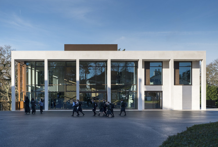 Murray Centre, Downe House School / Design Engine Architects, Courtesy of Design Engine Architects