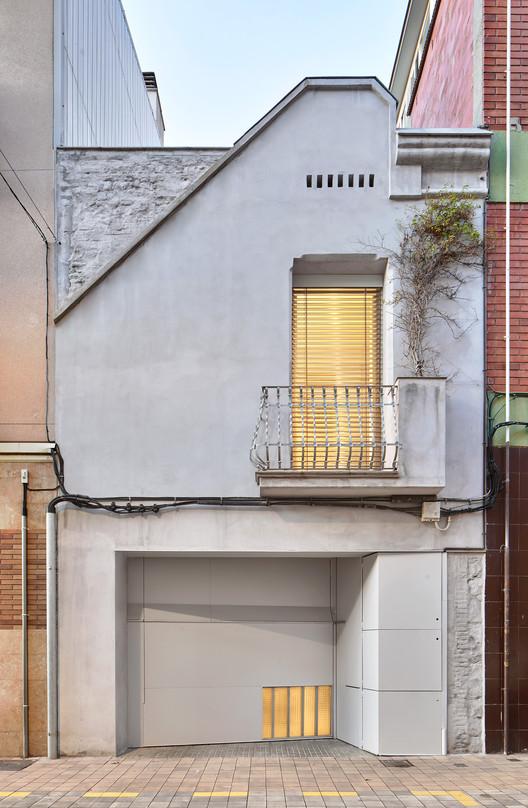 Casa Descuadra / P-M-A-A, © José Hevia