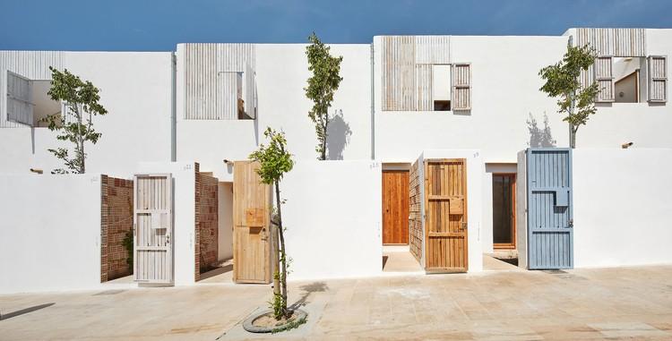 Conjunto Habitacional Life Reusing Posidonia / IBAVI (Instituto Balear de la Vivienda), © José Hevia