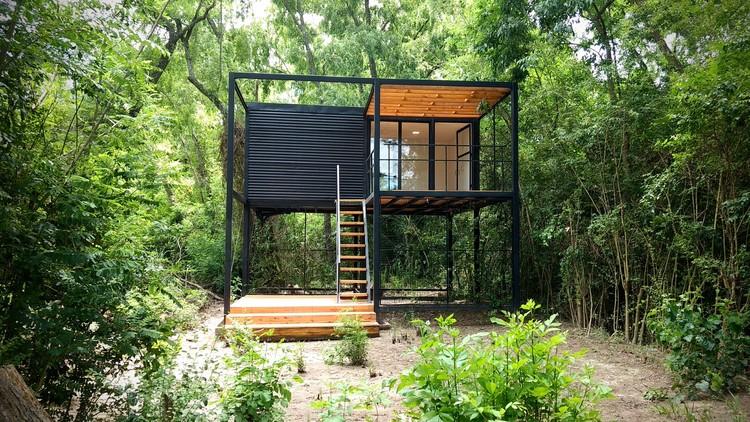 Una Casa para Laura / Facultad de Arquitectura, Diseño, Arte y Urbanismo de la Universidad de Morón, © Cortesía Una Casa para Laura