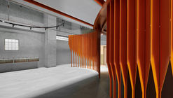 Supporting S Wall / PUMT Architects