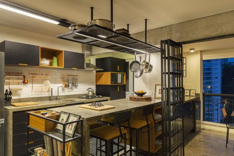 Apartamento Carvalho de Freitas / MARCOZERO Estudio, © Pedro Napolitano Prata