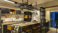 Apartamento Carvalho de Freitas / MARCOZERO Estudio