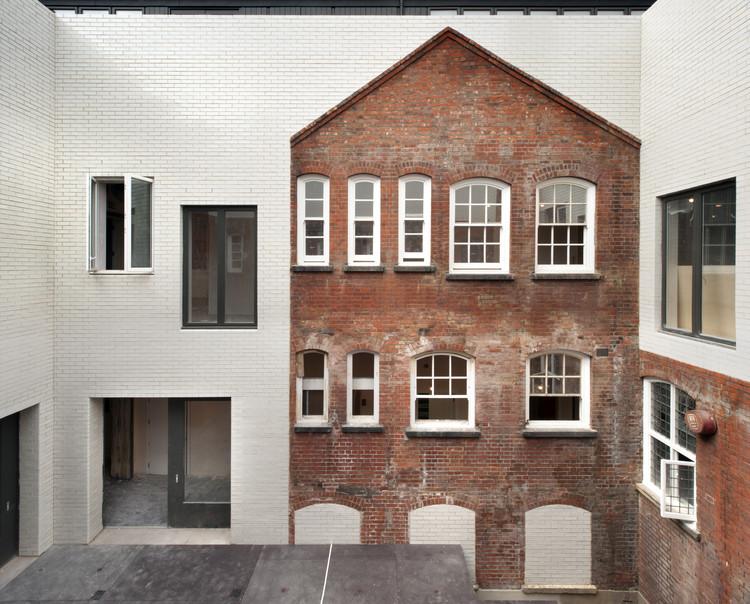 Centro artístico Battersea / Haworth Tompkins, © Philip Vile
